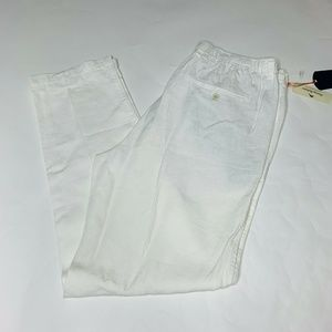 Tommy Bahama Mens Pants Size Large Tall 34 Inseam